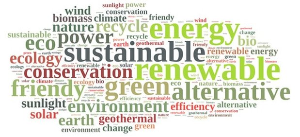 Green Energy Eco Renewable Alternative Design
